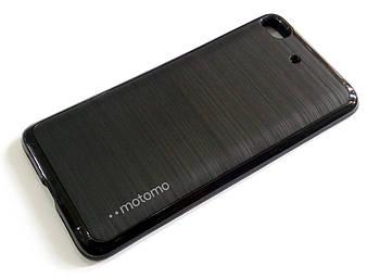 Чехол противоударный Motomo для Xiaomi Mi 5s черный