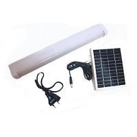Светильник с USB и солнечной батареей GD-1040S, фото 1