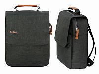 Рюкзак Dasfour City Little Pack Чёрный арт. ВК - 31008-02