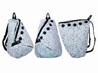Рюкзак Непромокаемый Shark BlossomSky арт. ВК - 18005-01
