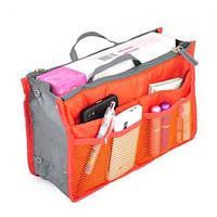 Органайзер для сумки сумка в сумке Orange, фото 1