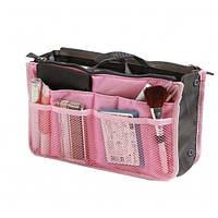 Органайзер для сумки сумка в сумке Pink, фото 1