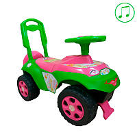 Іграшка дитяча для катання Машинка музична 0142/08UA