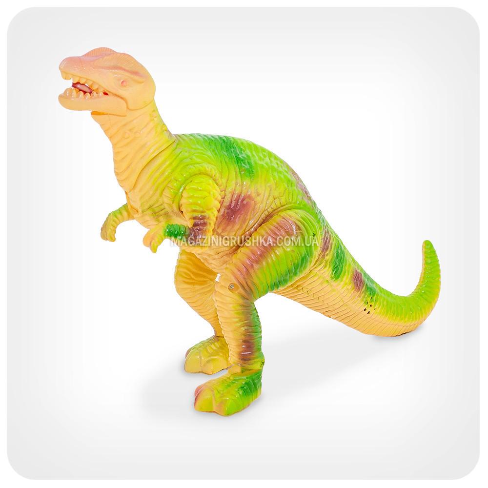 Динозавр «Pachycephalosaurus» (ходит, издает реалистические звуки)