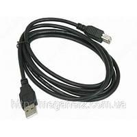 Кабель шнур удлинитель USB 1,8м