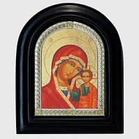 Икона Посеребрянная на дереве Италия, арт. GS-RS200