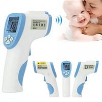 Бесконтактный инфракрасный термометр Non-contact Plus, 32°C ~ 42,5°C, LCD дисплей, с памятью Оригинал