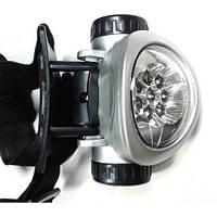 Фонарик налобный со светодиодами BL 603-9C