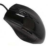USB проводная оптическая мышка мышь MC-222 Black