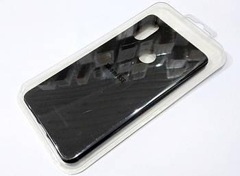 Чехол для Xiaomi Mi 8 SE силиконовый Molan Cano Jelly Case матовый черный