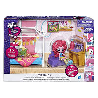 Пони минис Пинки пай урок рисования - My Little Pony Equestria Girls Minis Pinkie Pie Splashy Art Class Set