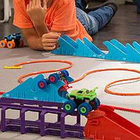 Игровой набор Trix Trux Monster Truk Канатный детский трек Монстер трак (BB883), фото 5