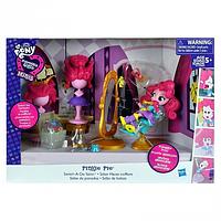 Пони минис Пинки Пай Салон -My Little Pony Equestria Girls Minis Pinkie Pie Switch-a-Do Salon Playset