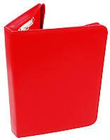 Папка AMO из искусственной кожи А4 Красный SSBW05 red, КОД: 1189887