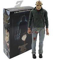 Фигурка Джейсон Вурхиз из к/ф Пятница 13-е, 3D - Jason Voorhees, Friday The 13th, Part 3, 3D, Neca