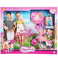 Кукла DEFA 8088 беременная, КОД: 1319704
