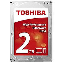Жесткий диск 3.5 2TB TOSHIBA HDWD120UZSVA, КОД: 1292047
