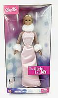 Коллекционная Игровая Кукла Барби Праздничные Сумерки 2003 года Twilight Gala Barbie doll - Special Edition