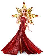 Коллекционная Игровая Кукла Барби 2017 года Праздничная Холидей Блондинка - Barbie Holiday Blond Doll