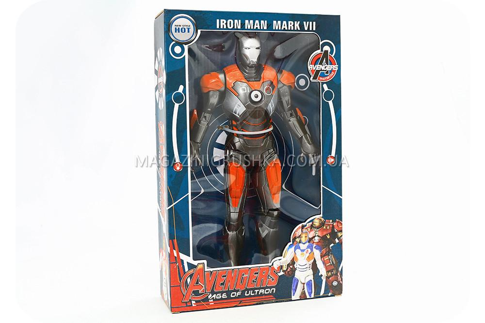 Игрушка «Железный человек» (свет, звук) 236-2A