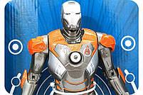 Игрушка «Железный человек» (свет, звук) 236-2A, фото 2