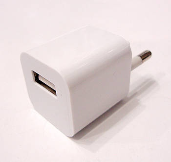 Сетевое зарядное устройство для Apple 1A