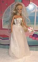 Коллекционная Кукла Свадебная Барби Невеста 2004 года Wedding Day Barbie Collector Edition Mattel