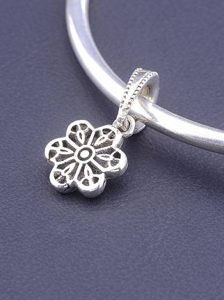 077549 Шарм 'Pandora style'  Серебро(925), фото 2