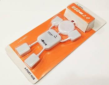 USB-хаб 4 порта People