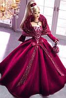 Коллекционная Игровая Кукла Барби Праздничная 2002 года выпуска Barbie HOLIDAY CELEBRATION 2002
