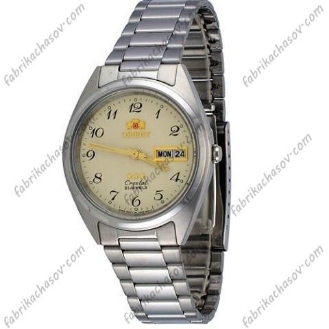Часы ORIENT 3 STARS FAB00003C9