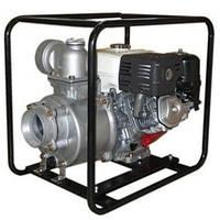 Мотопомпа DAISHIN SCR-100HX для полугрязной воды.