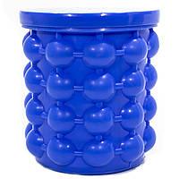 Форма для льда Ice Cube Maker Genie двухкамерная 2870-9224, КОД: 1151105