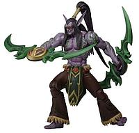 Фигурка Neca Иллидан Герои бури (Вселенная Варкрафт) 15 см- Illidan, Heroes of the Storm (World Of Warcraft)