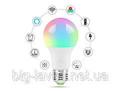 Умная светодиодная лампочка RGB CCT E27 WiFi