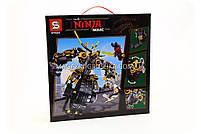 Конструктор Ninja «Робот» (702 детали), фото 2