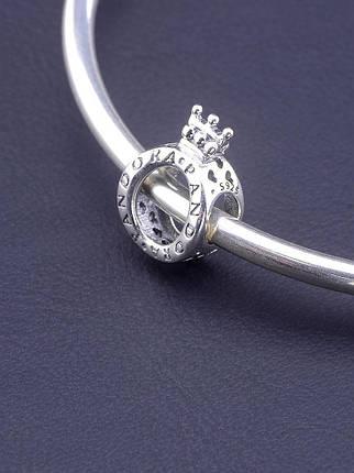 077283 Шарм 'Pandora style'  Серебро(925), фото 2
