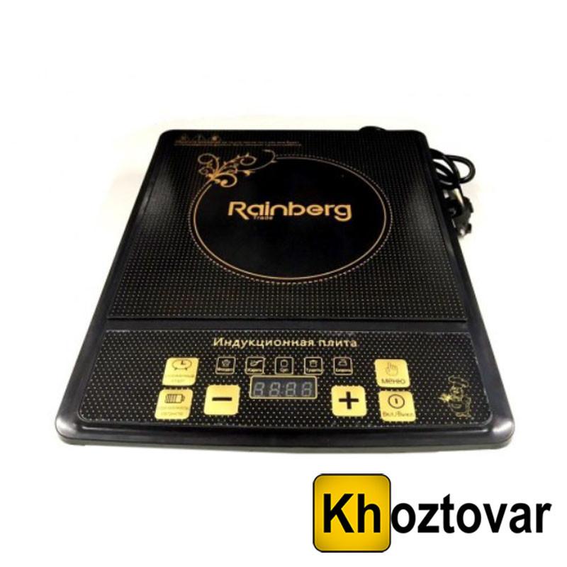 Индукционная плита Rainberg RB-811 | 2200 Вт