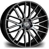 Литые диски Riviera RV126 R22 W10 PCD5x115 ET35 DIA74.1 (gloss black polished)