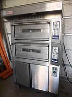 Печь для пиццы zanolli T2 Polis UT.28 N2