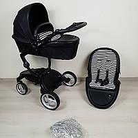 Детская коляска Mima Xari Black&White Мима Ксари