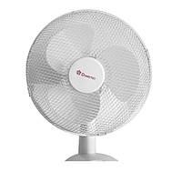 Настольный вентилятор Domotec DM-012 Белый Оригинал