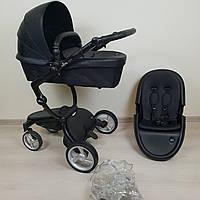 Mima Xari All Black Детская коляска Мима Ксари