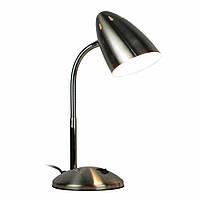 Настольная лампа  E27  LMN099 черная с выключателем, фото 1