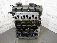 Б/У Двигатель дизель (1,9 TDI 8V 77КВт) Skoda OCTAVIA 2 A5 2004-2009 (Шкода Октавия а5), BXE (БУ-180355)