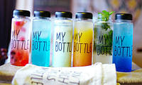 Бутылка для воды, напитков, фруктов - My Bottle
