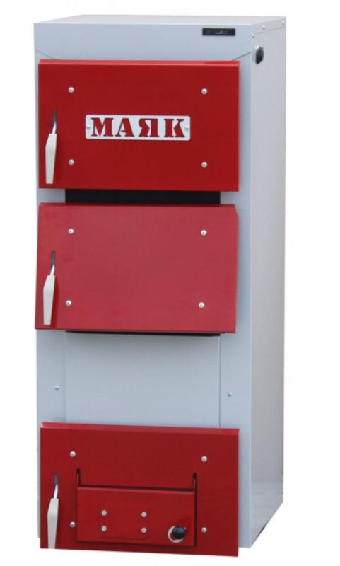 Твердотопливный котел Маяк АОТ-20 STANDARD PLUS 6 мм