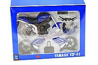 Конструктор Мотоцикл Yamaha YZF-R1, фото 3