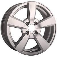 Литые диски Angel Formula R16 W7 PCD5x114.3 ET42 DIA67.1 (silver)