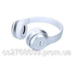 Bluetooth Навушники ST3 (silver)
